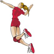 VOLLEY  PLAYER08 V RQC