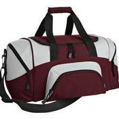 Improved Colorblock Small Sport Duffel
