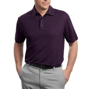 Contrast Stitch Performance Pique Polo