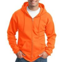Tall Ultimate Full Zip Hooded Sweatshirt Thumbnail