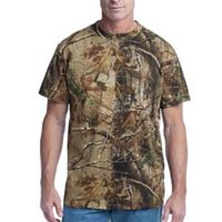 s ™ Realtree ® Explorer 100% Cotton T Shirt Thumbnail