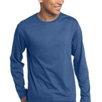 ™ Mens Perfect Weight ® Long Sleeve Tee Thumbnail
