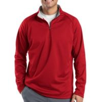 Sport Wick ® 1/4 Zip Fleece Pullover Thumbnail