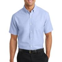 Short Sleeve SuperPro ™ Oxford Shirt Thumbnail