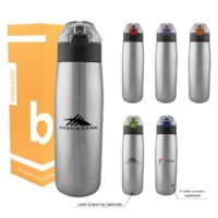 24 oz Double Wall Stainless Steel Bottle Thumbnail