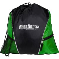 Sherpa Drawstring Backpack Thumbnail